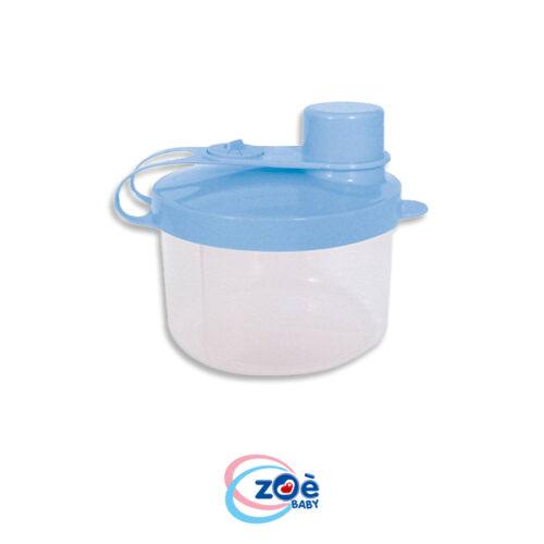 Dosatore latte azzurro