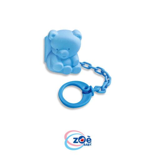 Proteggi succhietto orso azzurro
