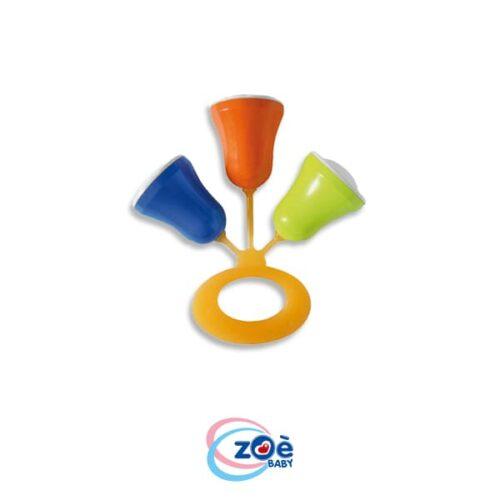 Sonaglio campanelle colorate