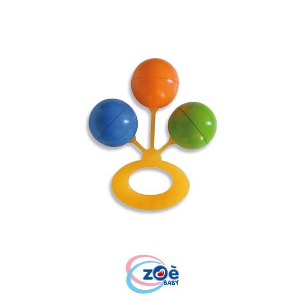 Sonaglio palline colorato