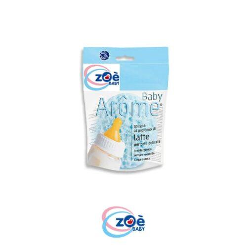 Spugna latte baby arome azzurro