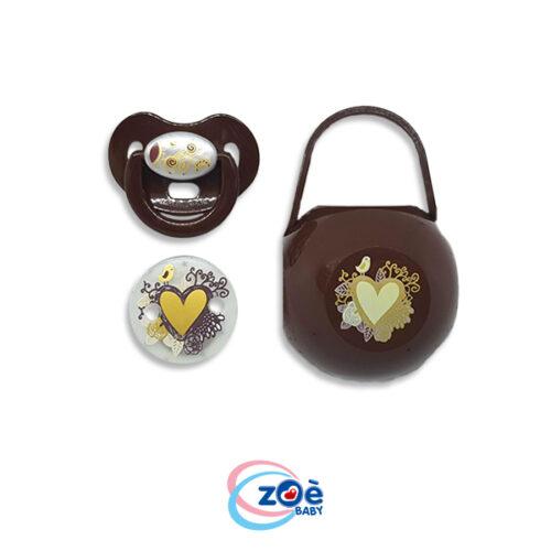 Tris cioccolata