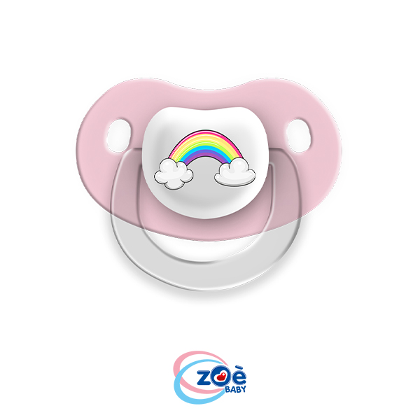 Succhietto Rosa arcobaleno