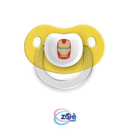 Succhietto Giallo Iron Man