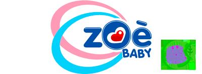 Zoè Baby | Succhietti e accessori per bambini Logo