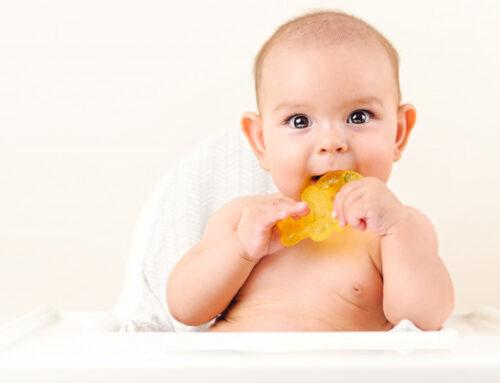 Dentizione neonati. Cos'è?