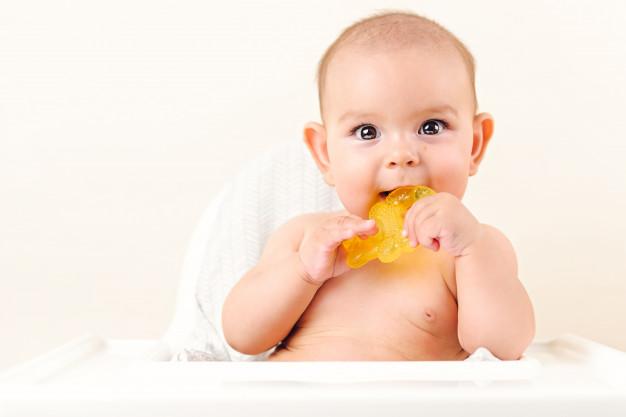 dentizione neonati